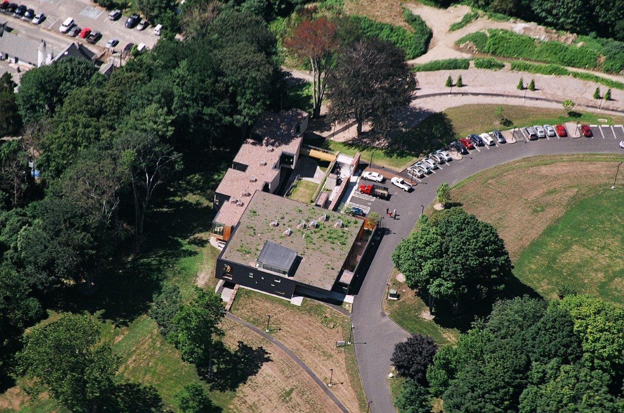 Fairfield University Jesuit Center Eagle Rivet
