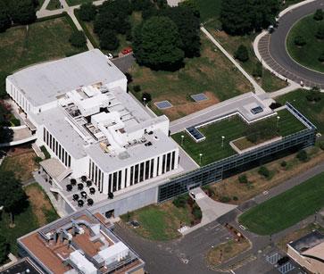 Barone Campus Center Eagle Rivet
