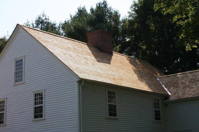 Historic Residential Roofing Project Eagle Rivet Roof