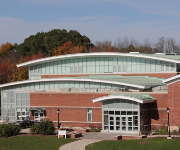 Suffield Academy Tisch Fieldhouse
