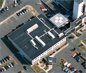 Bristol Hospital Eagle Rivet Roof Service Corporation