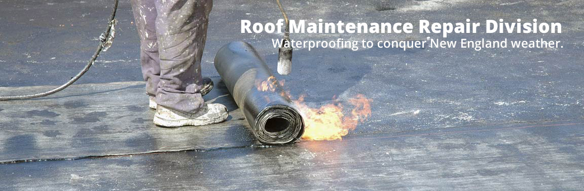 flat-roof-waterproofing-application