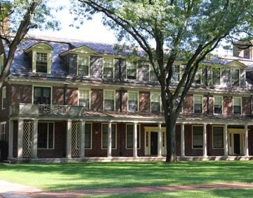 Taylor Hall Dormitory