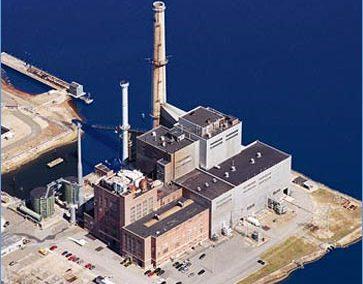 NRG Montville Power Station