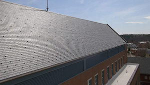 Commercial roofing in New Hampshire