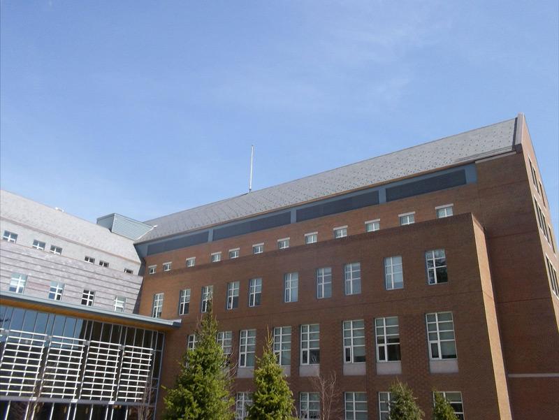 Peter T Paul Building Eagle Rivet Roof Service Corporation