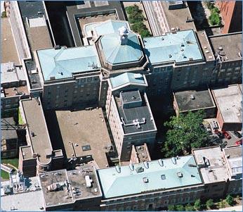 yale-hospital-clinic-roof